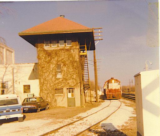 AG tower