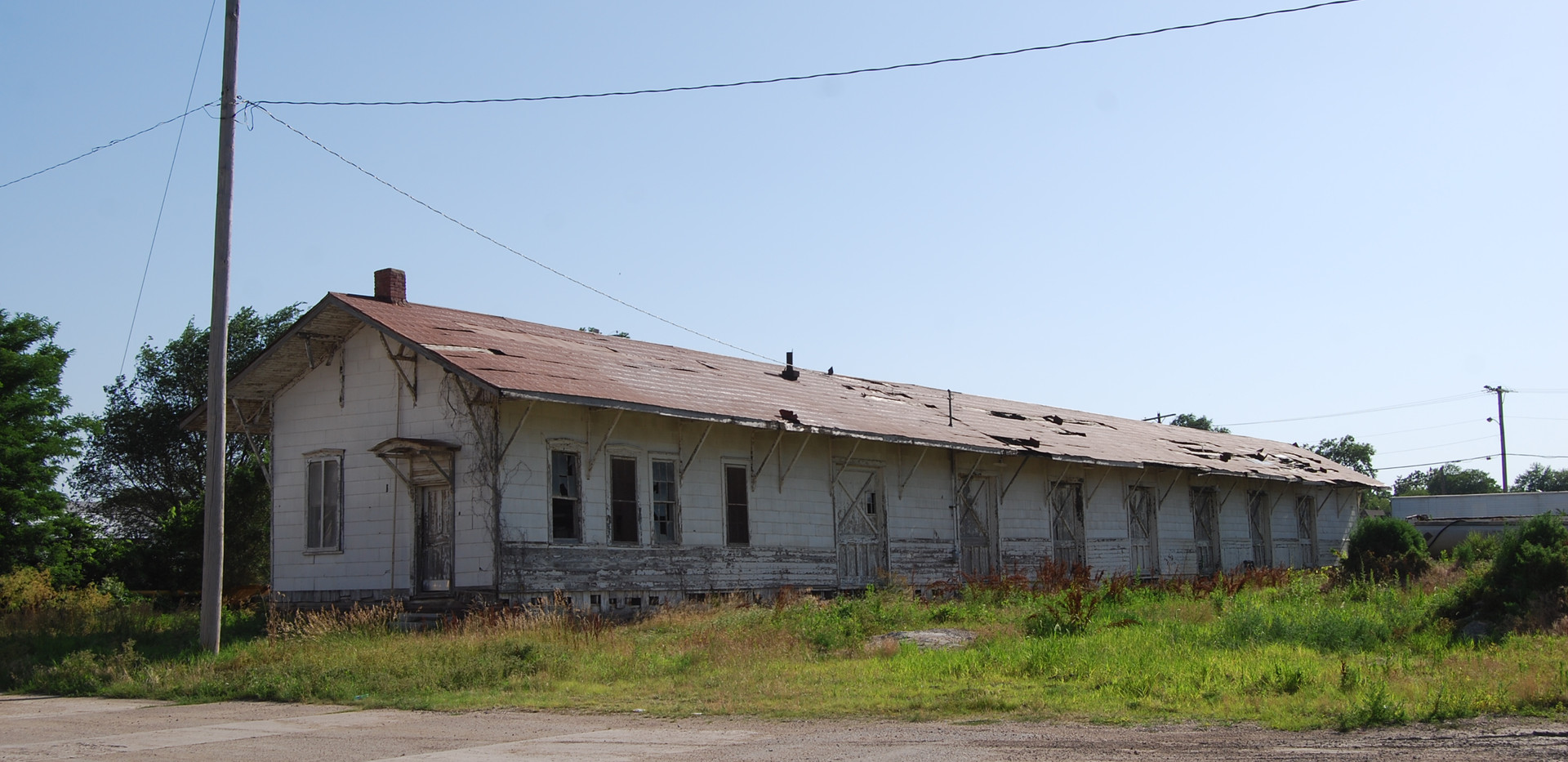 MP freight house