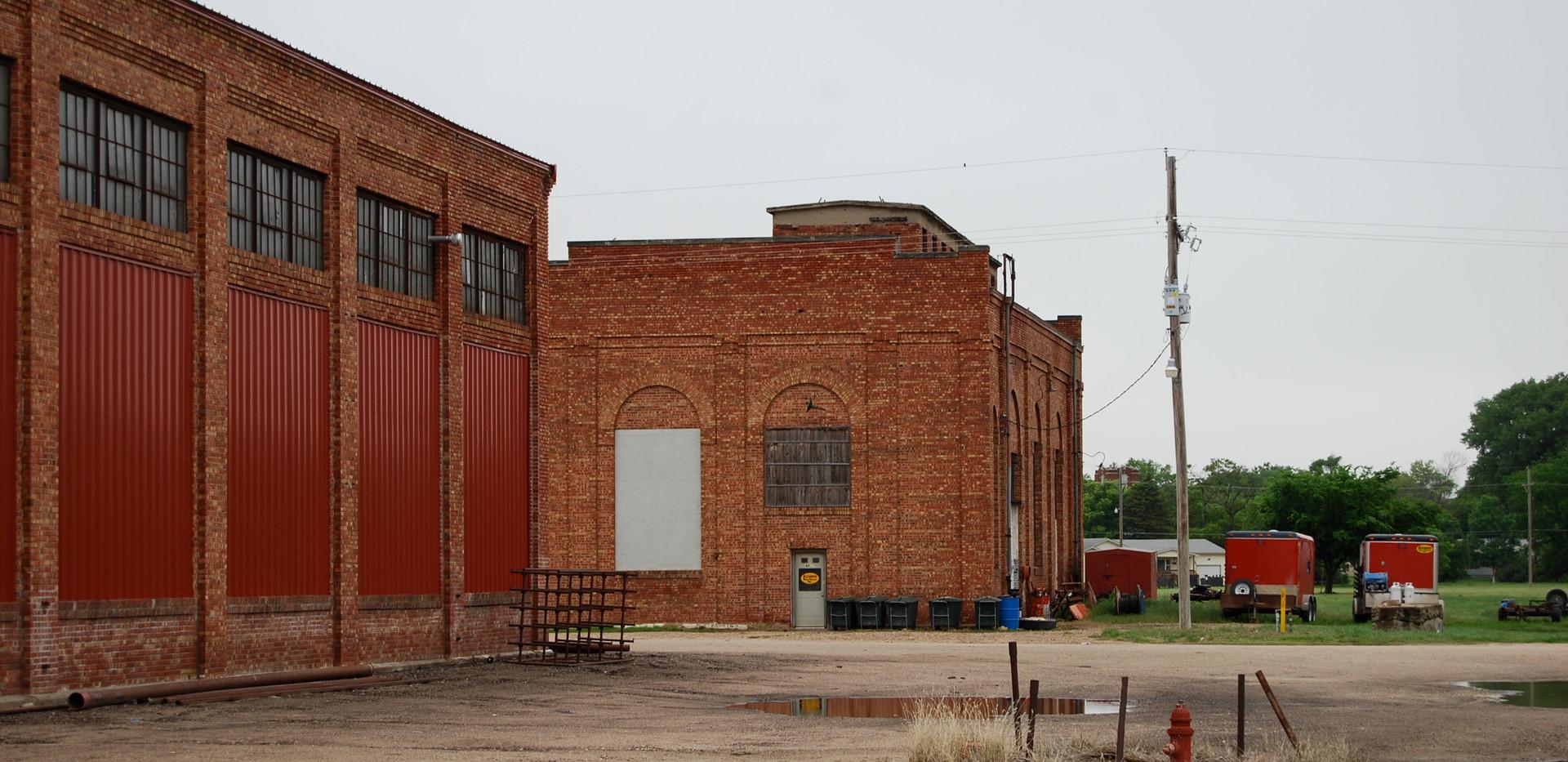 UP railroad shops
