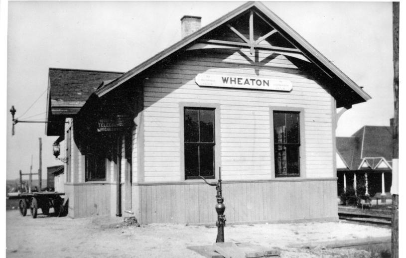 LKW depot