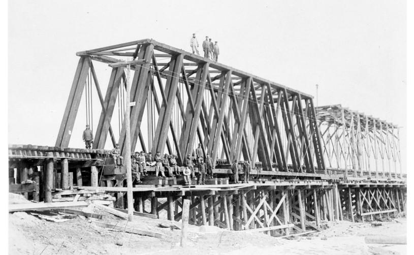 MP bridge