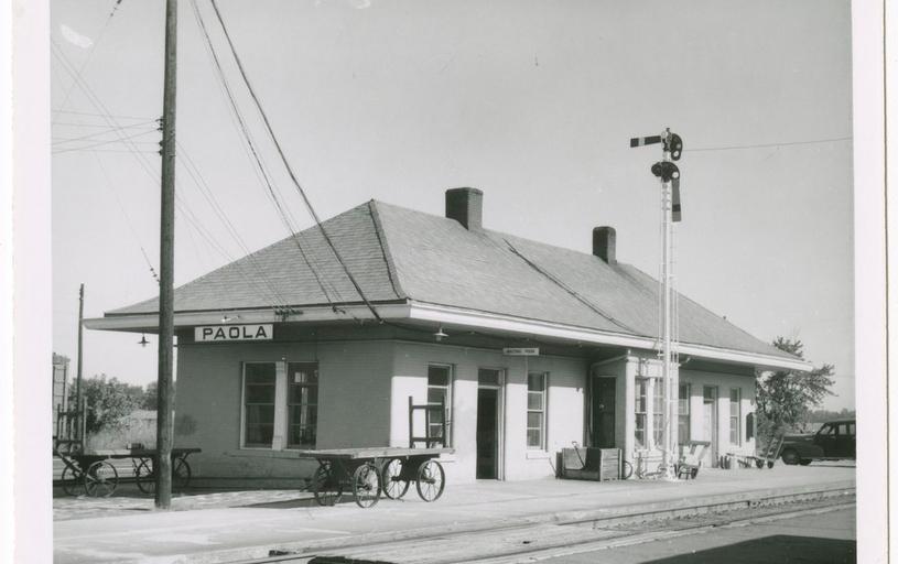 SLSF/MKT depot