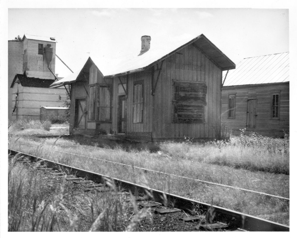 MP depot (The railroad has been mislabled)