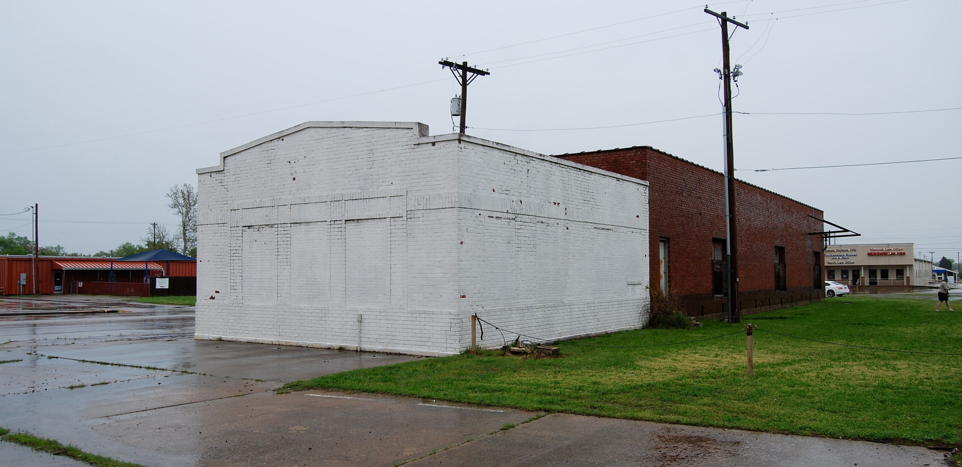 SLSF freight house