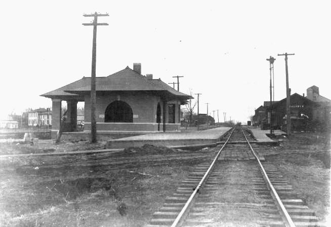 ATSF depots- Old & New
