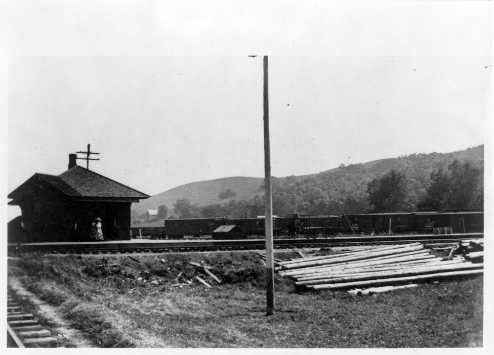 UP/KCR depot