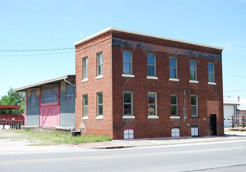 CBQ/CGW freight house