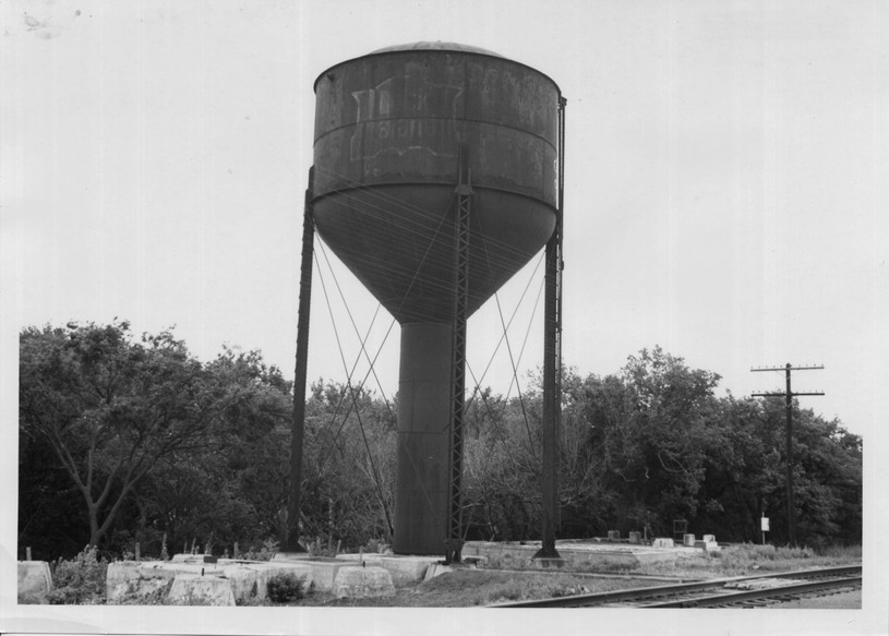CRIP water tank