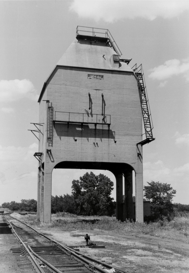 CRIP coal tower
