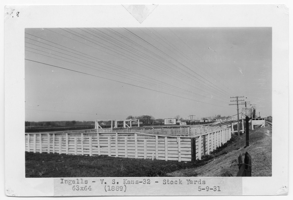 ATSF stockyards