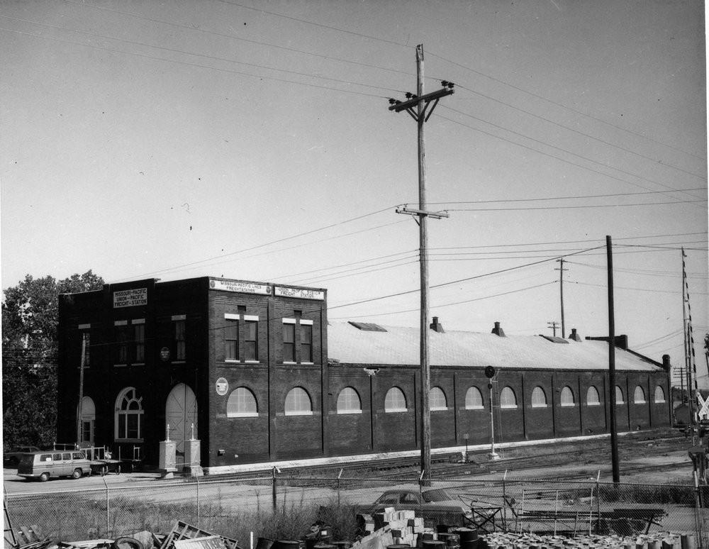 MP freight depot