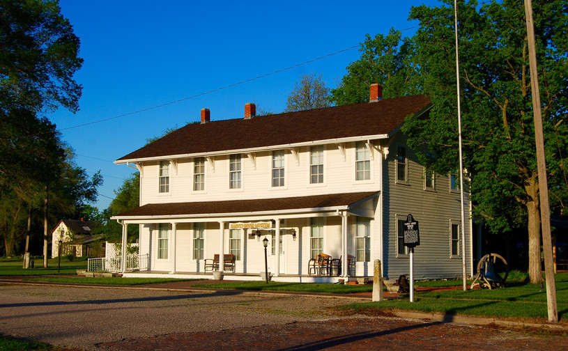 ATSF Harvey House
