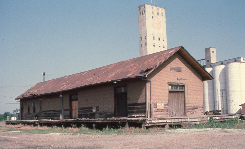 CRIP freight house