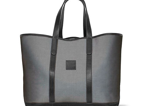 St. Charles Yacht Tote - Grey