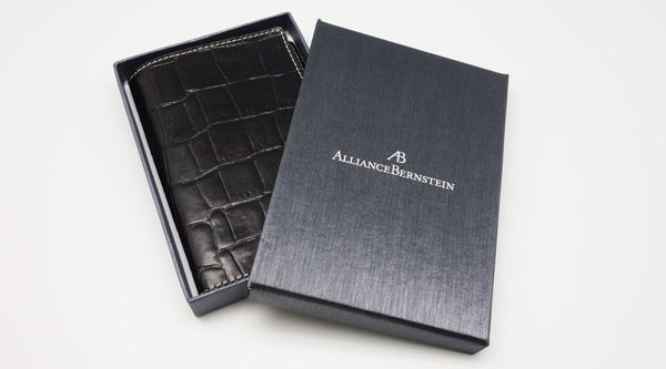 Charcoal Gray Gift Box