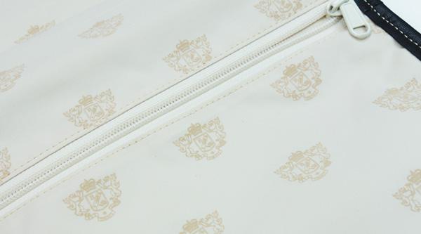Cream On Cream Fabric