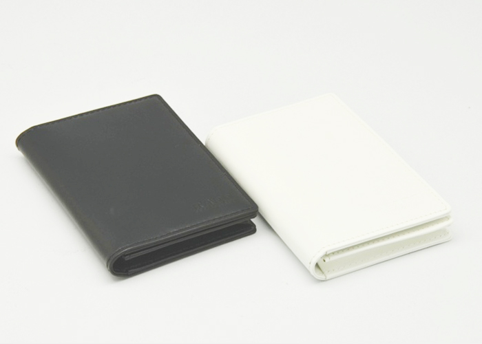 RFID Leather Business Card Holder