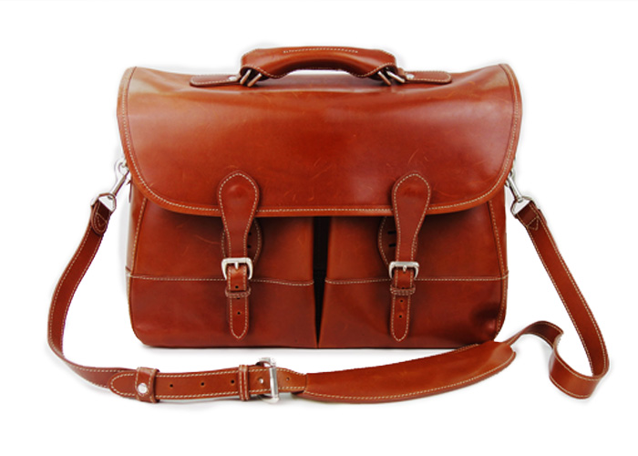 Burke & Wills Laptop Bag