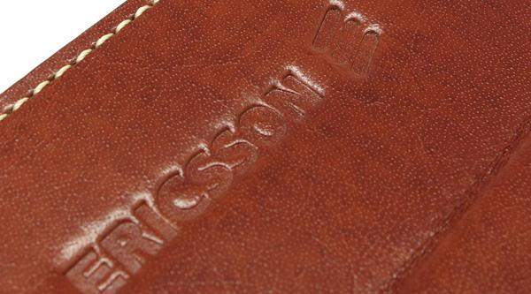 British Tan Sevilla Leather