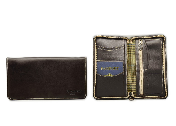 Zippered Travel Organizer