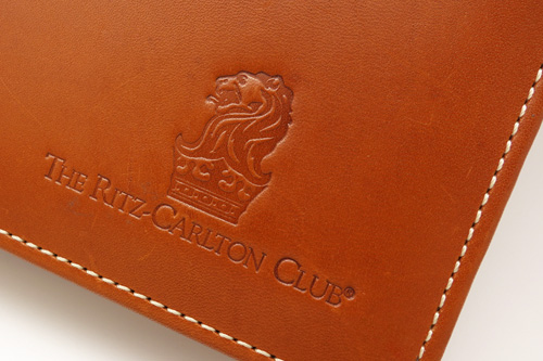 British Tan Harness Leather