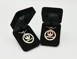 18K Rose Gold Necklace