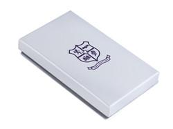 Purple Print Box