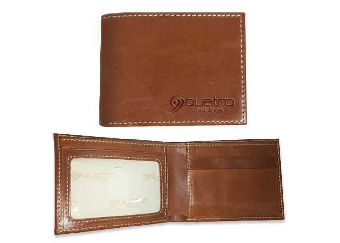 Men's Bi-fold Wallet