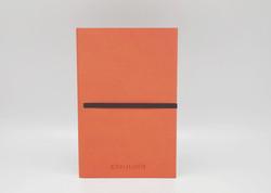 Leatherette Sketch Book