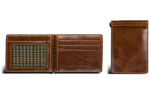 The Chesterfield Flip Clip Wallet