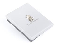 Gold Print Box