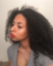 Skincare lover , makeup adorer , curly &