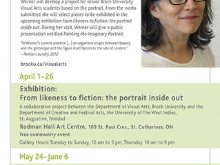 From Likeness to Fiction: The Portrait Inside Out