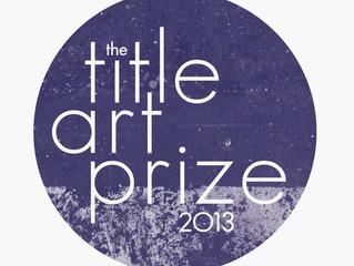 Video Jam:Title Art Prize Award Ceremony
