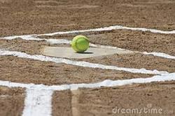 Softball and Home Plate #1.png