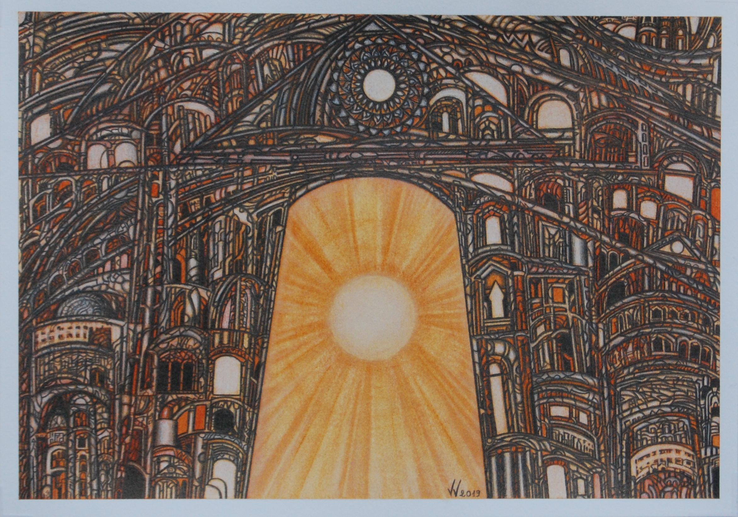The Solar Gate
