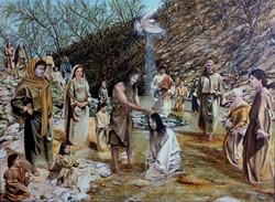 Battesimo di Gesù (Study)