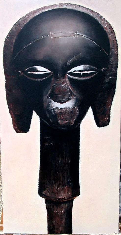 Testa africana