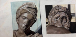 Untitled 2 (diptych)