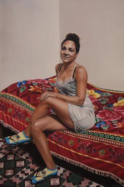 Portrait of a cuban girl (Yaumara)