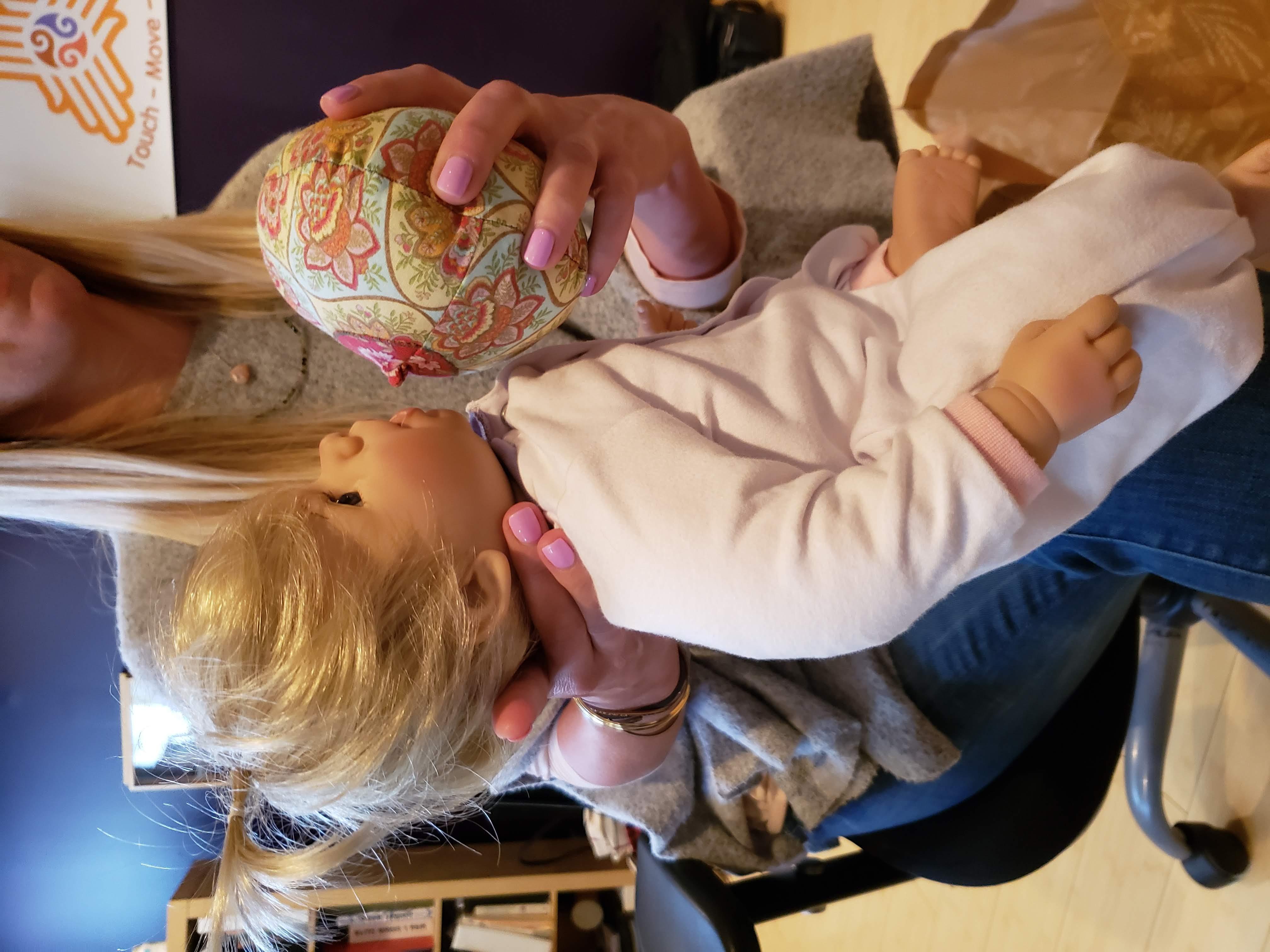 Lauren Miller birth doula