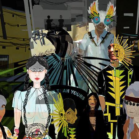 "Art+ Tech+ Violeta Ayala ""Public Encounters: Using Emergent Technologies to Build New Communities"""