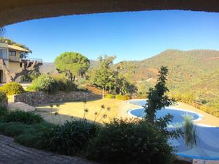 Wijn, paarden en golf & landgoed Cruz Alta