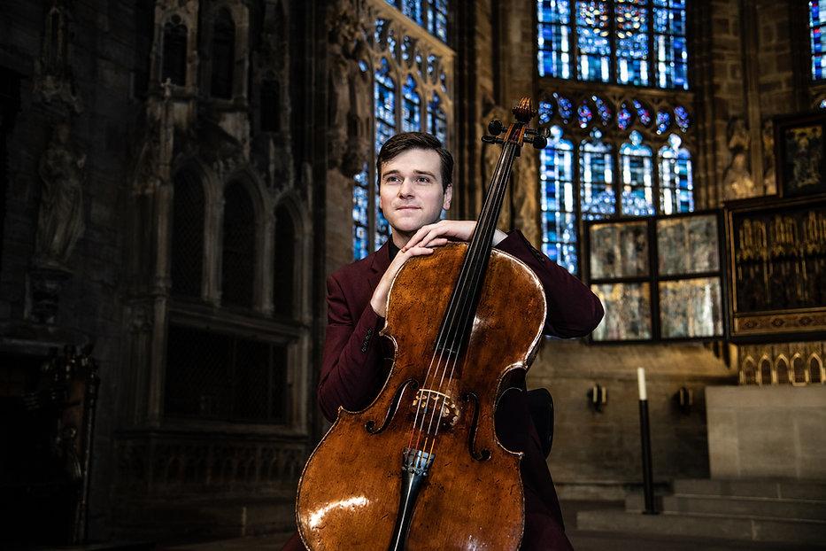 Johannes Raab Cello Cellist