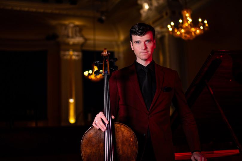 Johannes Raab - Cello