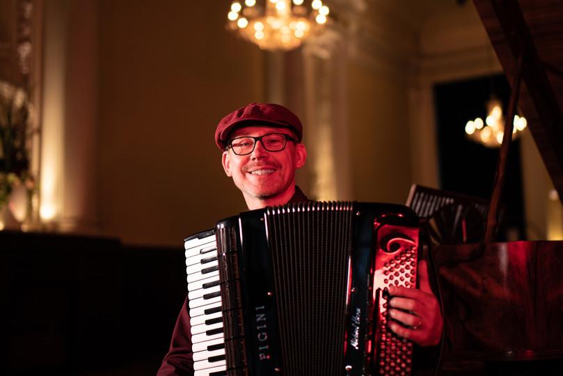 Michael Herm - Akkordeon