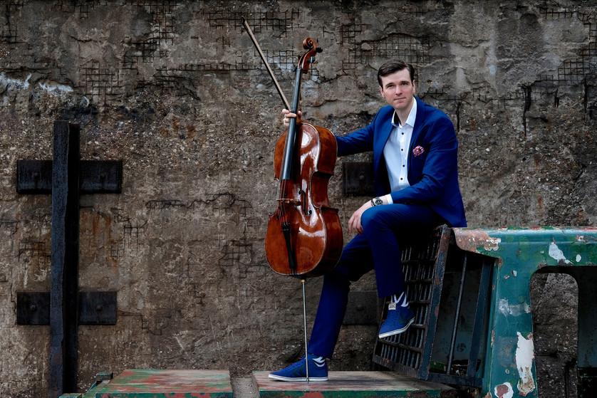 Johannes Raab - Cellist