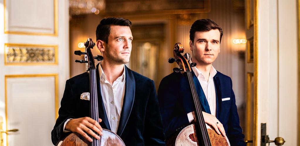 Emanuel Graf und Johannes Raab