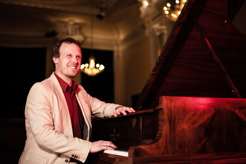 Gunnar Haase - Klavier