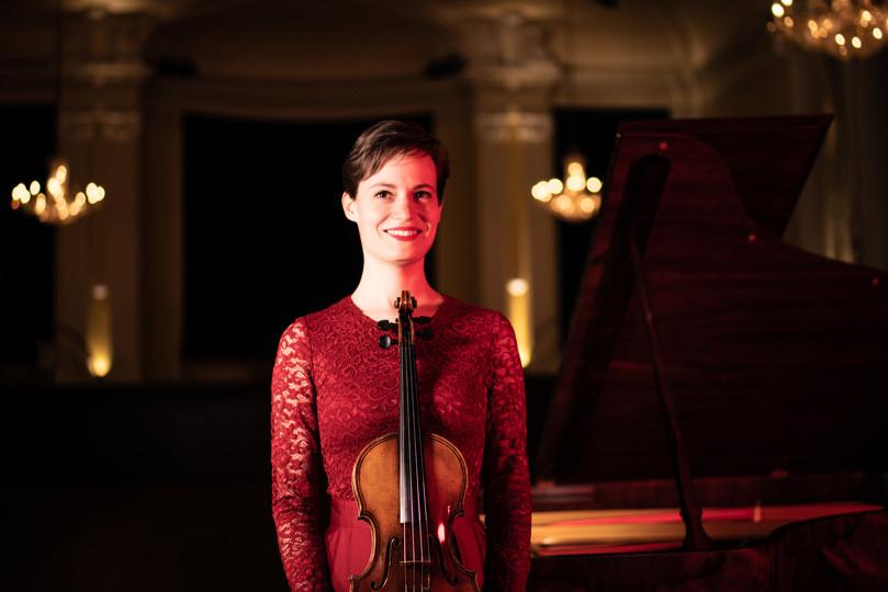 Susanne Schmidt - Violine